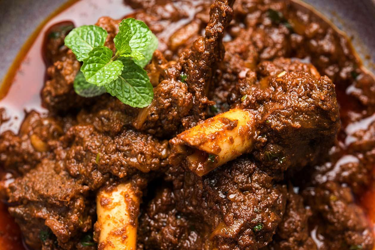 Mutton Vindaloo - Royal India Siam Paragon